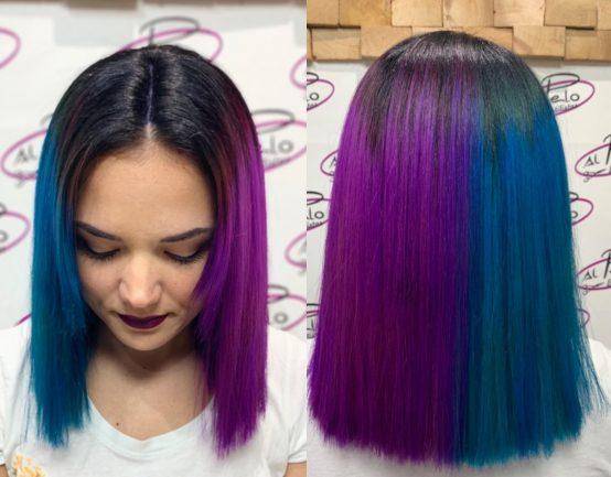 Elumen Azul / Violeta